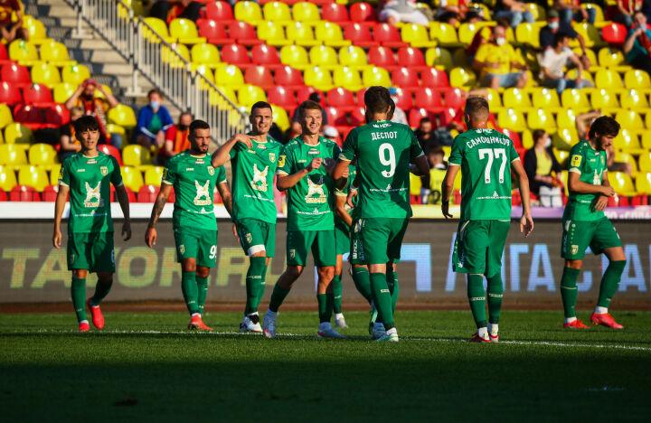 Стал известен стартовый состав «Рубина» в первом матче Лиги конференций УЕФА