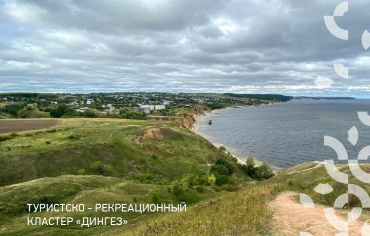 Благоустройство первой очереди кластера «Дингез» в Камском Устье завершится в конце года
