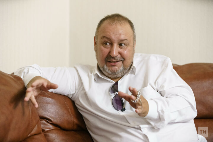 Искандер Сиразиев: «Ильгам Шакиров растил меня как родного сына»