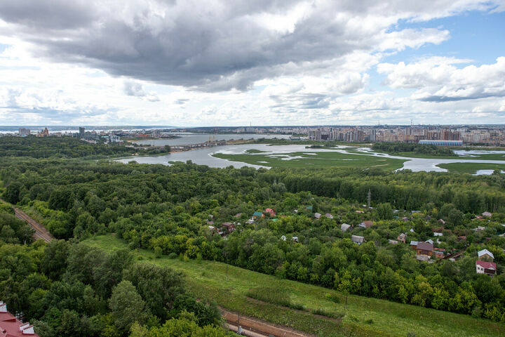 Природные зоны в сердце мегаполиса: Двенадцать парков, которые преобразят Казань