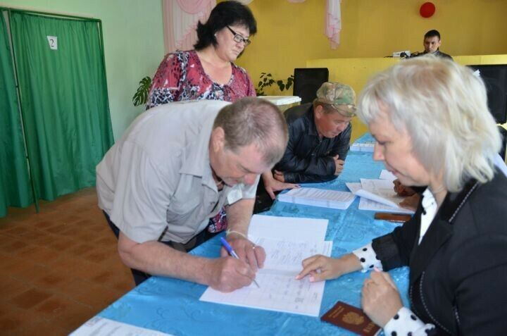 В Бавлинском районе РТ к думским выборам оборудованы 38 избирательных участков