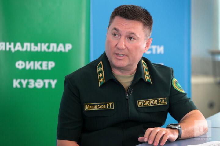 Равиль Кузюров: «При строительстве трассы М-12 планируем высадить в Казани 40 га леса»