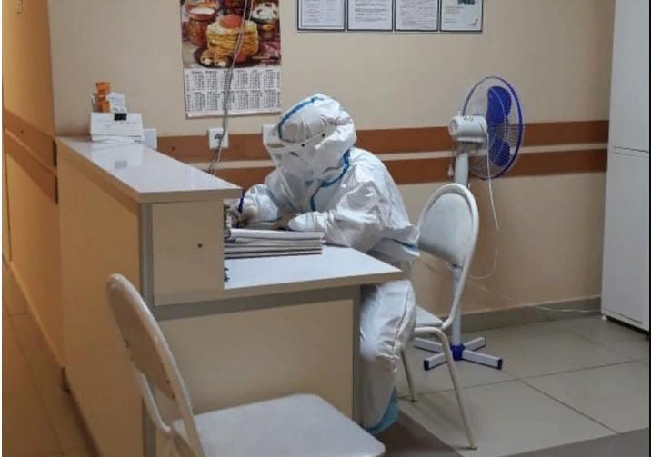 В ковид-госпитале Бавлов готовятся развернуть дополнительные койки