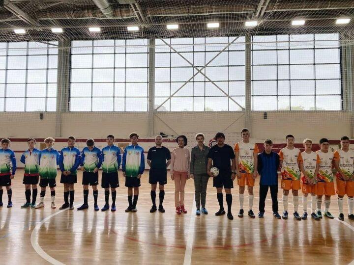 Павлова: турнир по юнифайд-мини-футболу «Играй с нами» — проверка перед Спецолимпиадой