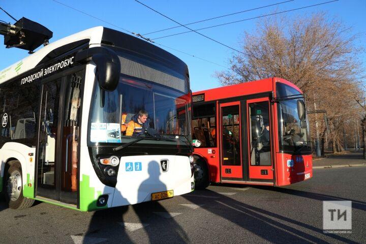 За два месяца эксплуатации казанский электробус перевез почти 24 тысячи пассажиров