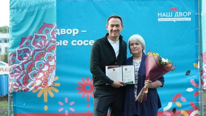 В 68 дворах Альметьевского района полностью завершены работы по республиканской программе