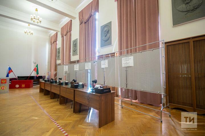 Более 2,8 тыс. избирательных участков открылись для думских выборов в Татарстане