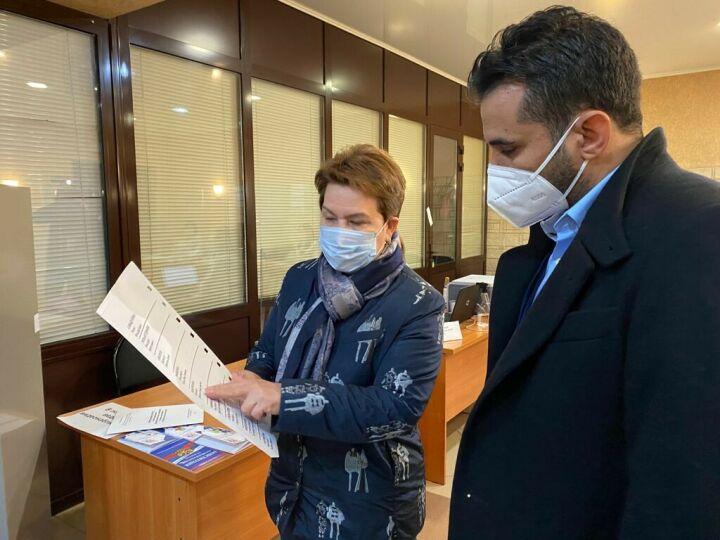 Омбудсмен Татарстана встретилась с зарубежными электоральными экспертами