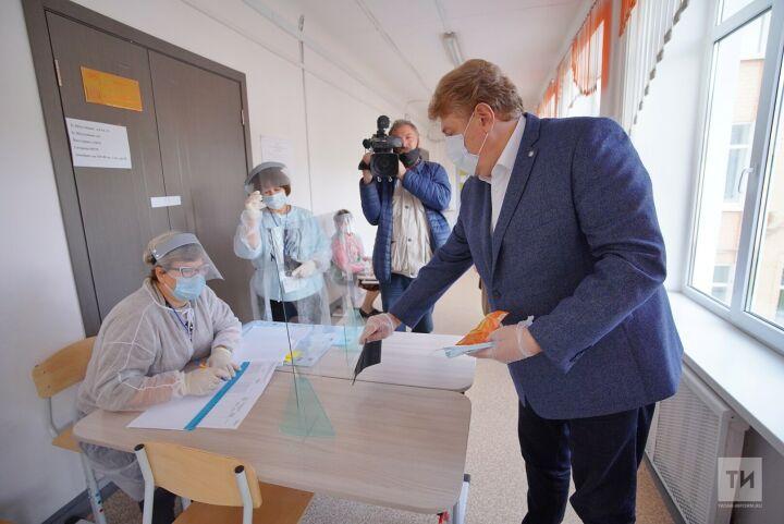 Андрей Кондратьев: Голосование на выборах в Татарстане проходит в штатном режиме