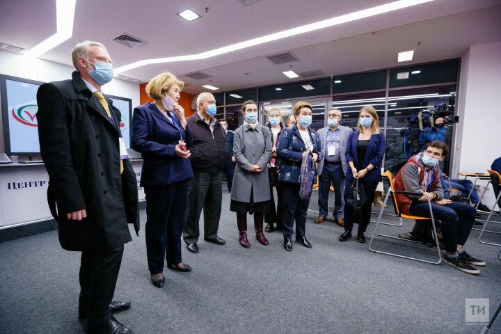 Иностранные эксперты оценили процедуру проведения думских выборов в Татарстане