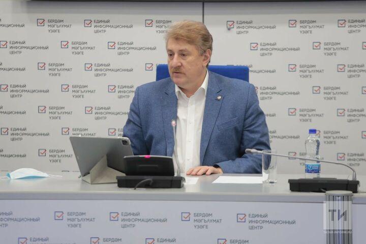 Андрей Кондратьев: В Татарстане много заявлений от желающих голосовать на дому