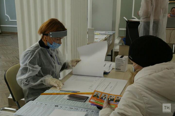 За два дня в Татарстане проголосовали более 57% избирателей