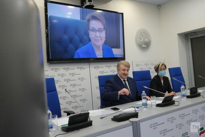 Сария Сабурская: Иностранных экспертов впечатлило в РТ отношение к избирателям-инвалидам