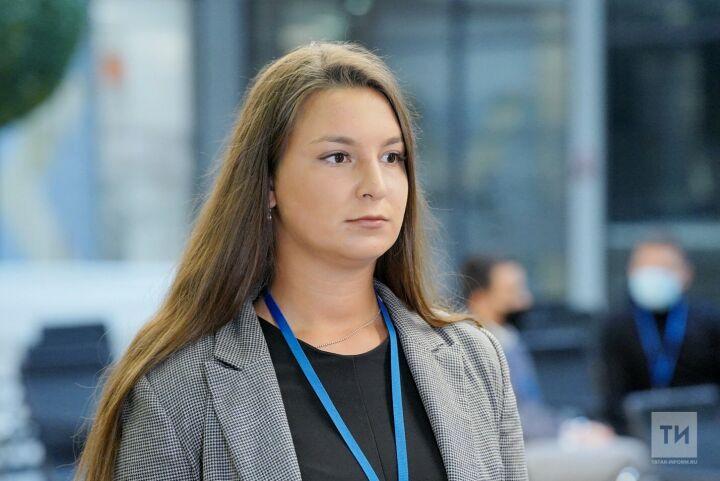 Анна Макарова: «Мы, молодые, не можем остаться в стороне от выборов»