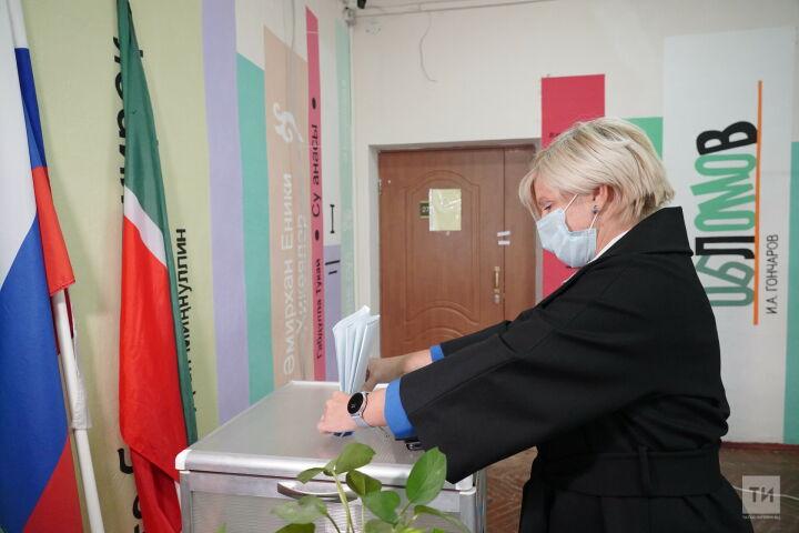 Елена Кузьмичева: Призываю татарстанцев проголосовать и выбрать свое будущее
