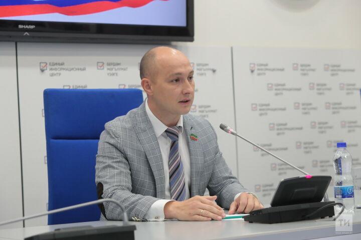 Эдуард Шарафиев: В Татарстане голосование проходит спокойно, нарушений не зафиксировано