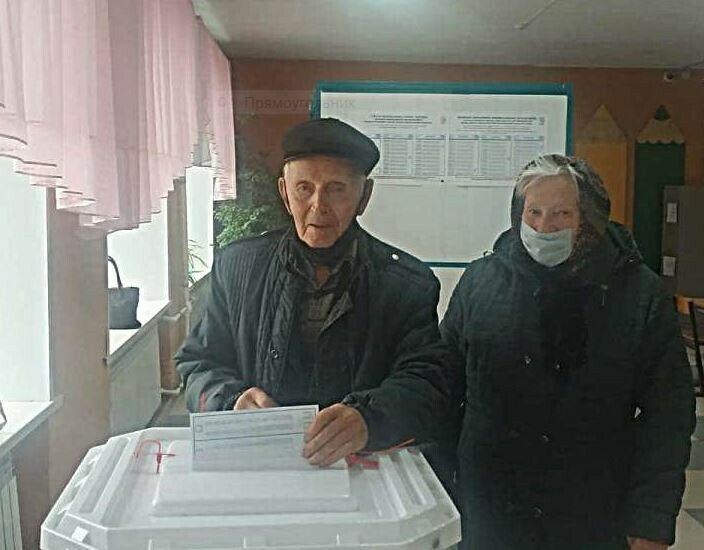 В Спасском районе РТ 92-летний ветеран отказался от голосования на дому
