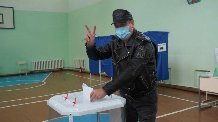 Александр Сладковский проголосовал на выборах в Госдуму РФ