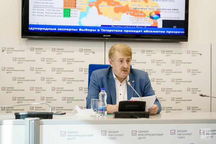 Андрей Кондратьев: «Среди поступающих в ЦИК РТ жалоб много «пустых» обращений»