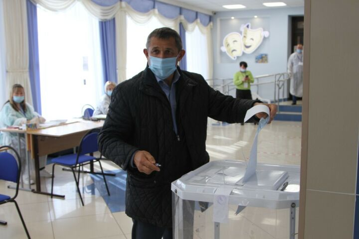 Глава Лаишевского района: Голосование определит путь страны на ближайшие годы