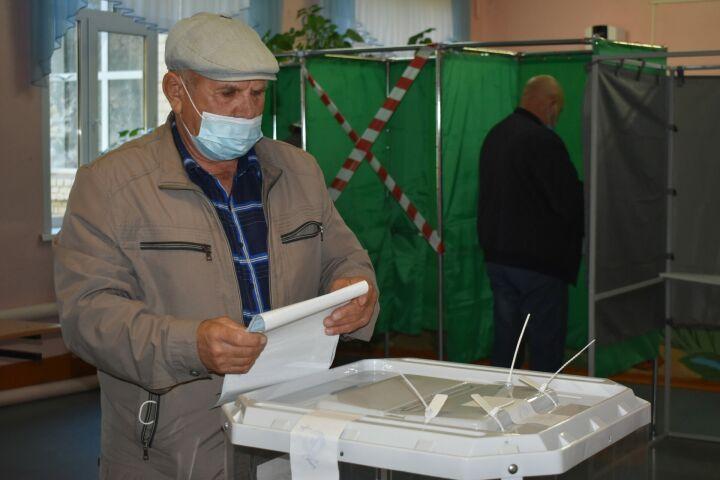Рыбаки из Пестречинского района РТ проголосовали на думских выборах