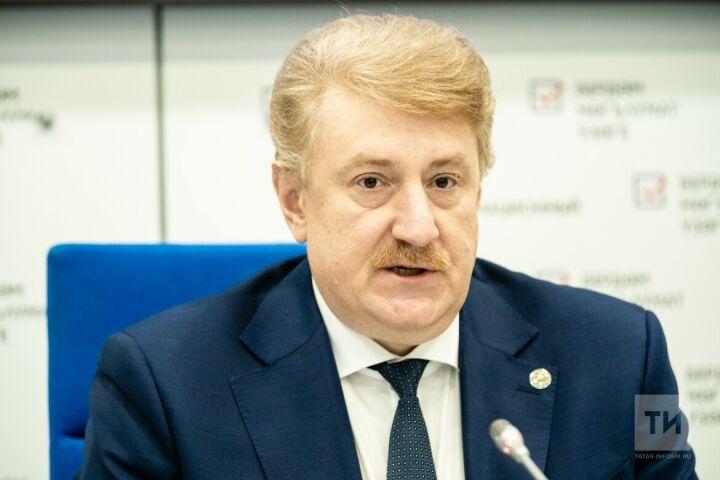 Кондратьев: На 10 часов утра явка по Татарстану составила 60,5%
