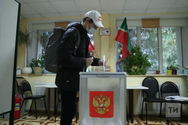 Татарстанский BMX-райдер Ирек Ризаев прилетел из Омска в Казань для участия в выборах