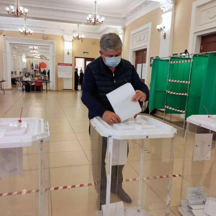 Мэр Зеленодольска: Голосование – это выбор нашего будущего и будущего наших детей