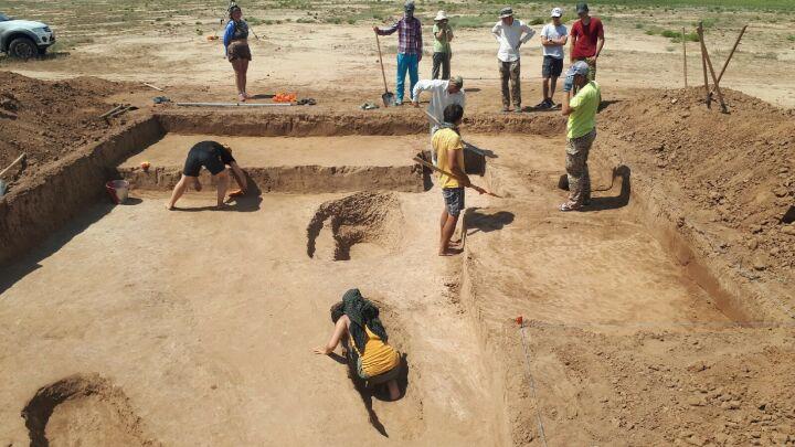 Ученые обнаружили поселение с приметами столицы Хазарского каганата – города Итиль