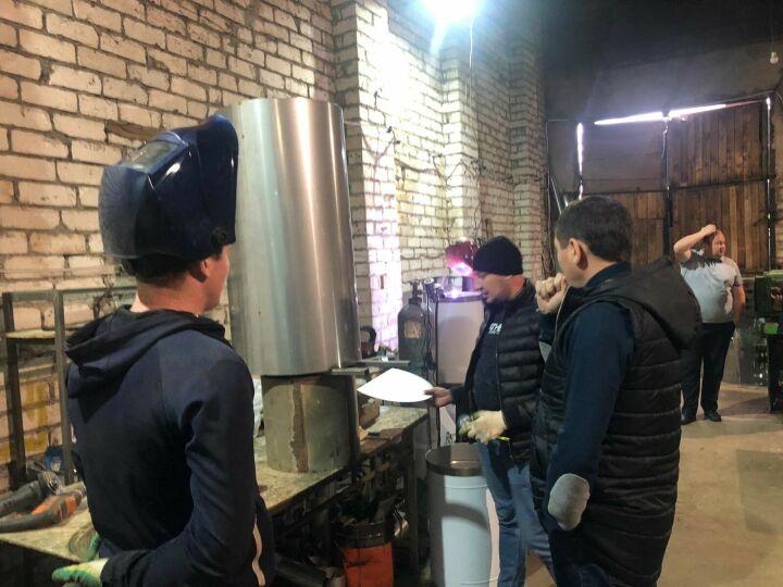 Гостей «Скорлупино» в Пестрецах угостят из самого большого самовара в Татарстане