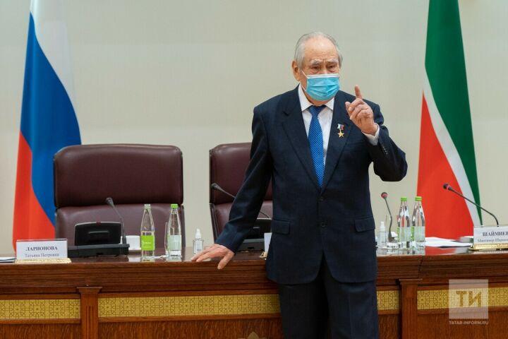 Минтимер Шаймиев: «В стране таких школ как «Адымнар» еще не было, да и в мире»