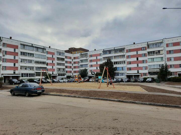 В Елабужском районе РТ завершается благоустройство территорий по проекту «Наш двор»