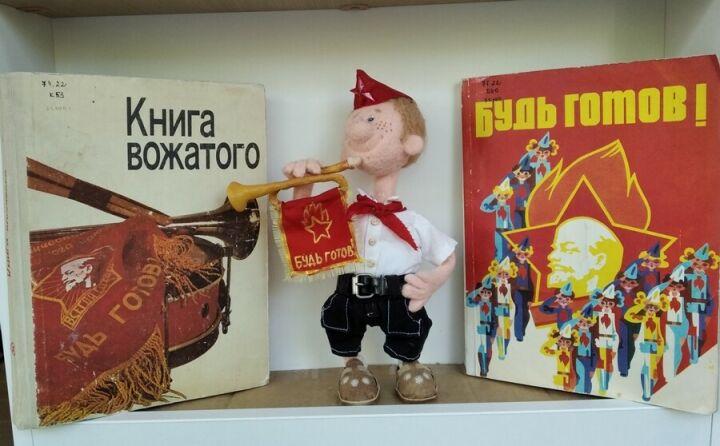 В Центральной библиотеке Нижнекамска состоялось открытие уникальной выставки кукол