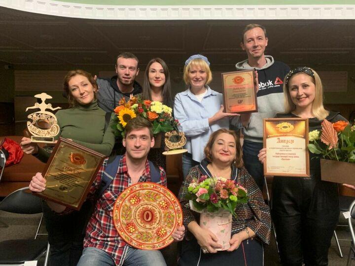 Спектакль «Кроткая» челнинского театра кукол стал лучшим на фестивале во Владимире