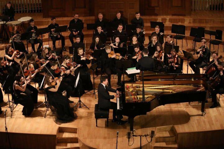 Молодые мастера открыли концертный сезон Казанской консерватории