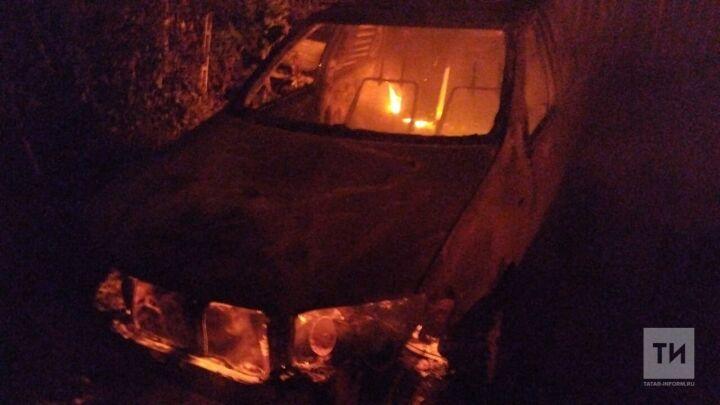 Устанавливается личность погибшего на пожаре в садовом домике под Казанью