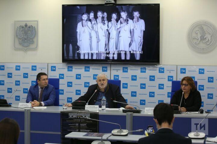 Ведущие театры Москвы и Санкт-Петербурга выступят на II Качаловском фестивале в Казани