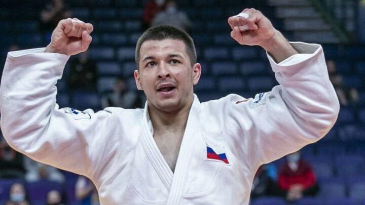 Нияз Билалов из Набережных Челнов стал чемпионом России по дзюдо