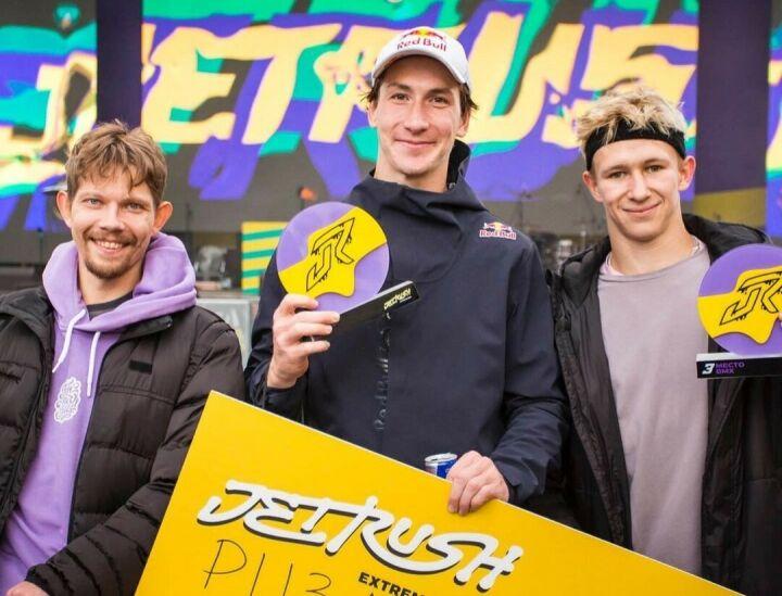 Казанец Ирек Ризаев стал победителем соревнований по BMX-фристайлу в Москве