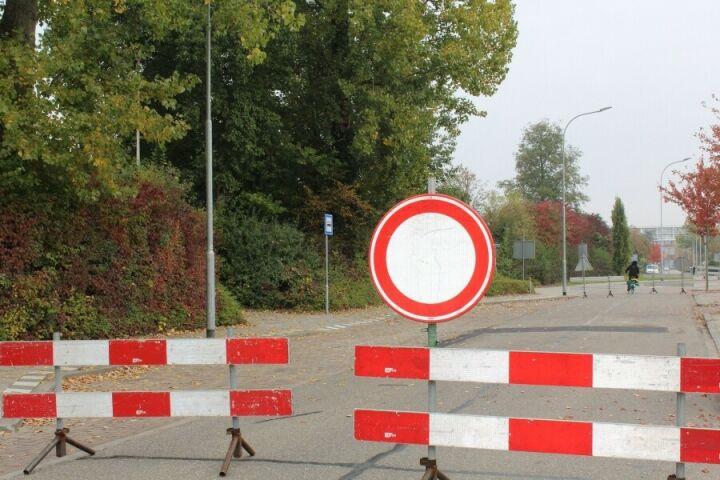 До 1 марта в Нижнекамске ограничено движение по дороге «Южная»