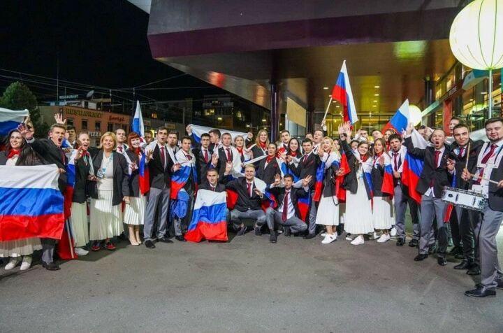 Татарстанцы завоевали 14 медалей и 2 медальона на чемпионате по профмастерству EuroSkills