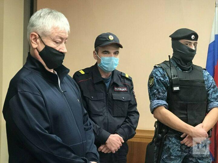 Суд на 12 лет отправил за решетку Роберта Мусина по делу о крахе Татфондбанка