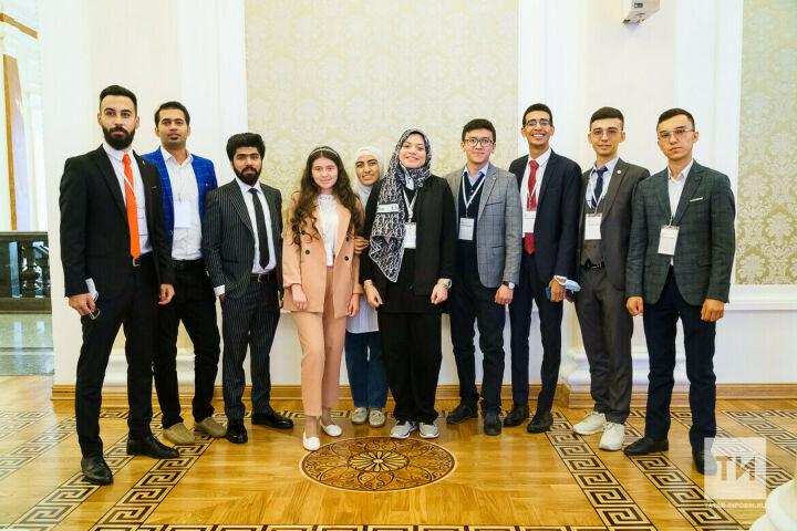 В Казани заработал первый Международный молодежный лагерь «Россия — ОИС»