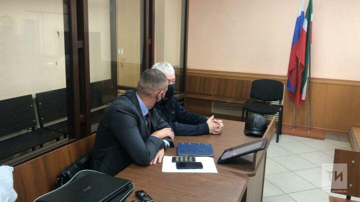 В Вахитовском суде продолжается оглашение приговора Роберту Мусину