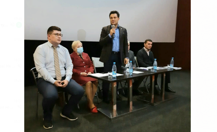 В Елабуге стартовали встречи с трудовыми коллективами на тему вакцинации от Covid-19