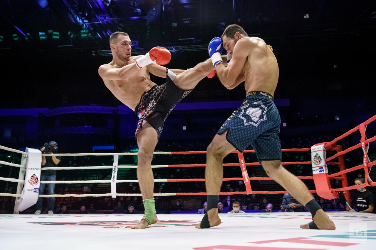 В Казань спустя полтора года вернулся турнир «Бои по правилам TNA»