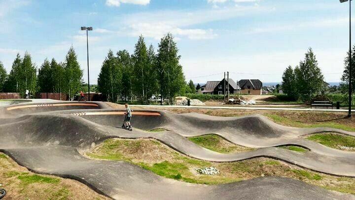 В городе Лаишево состоится открытие экстрим-парка