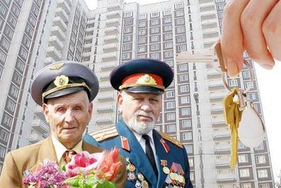 В 2012 году 522 ветерана ВОВ Кировского района улучшили свои жилищные условия.