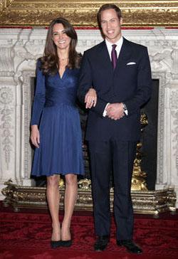 У невесты принца Уильяма появилась кукла-двойник