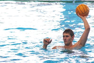 «Буревестник» впервые принимает турнир по водному поло в преддверии Универсиады 2013